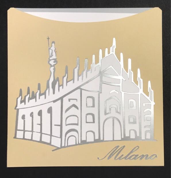 Duomo di Milano sintetizzato