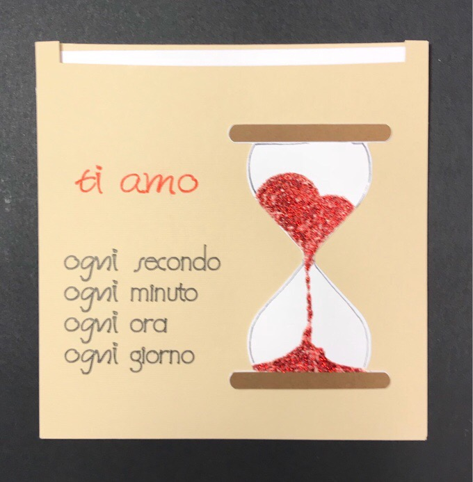 Biglietti per anniversari e San Valentino personalizzati Cartoleria al 14 Milano
