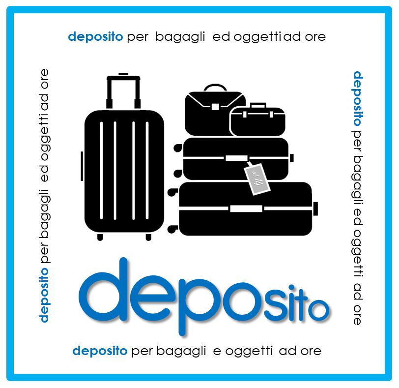 deposito bagagli ad ore Al 14