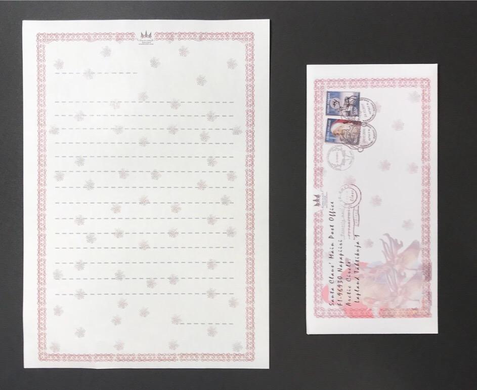 Al 14- lettere a Babbo Natale uniche