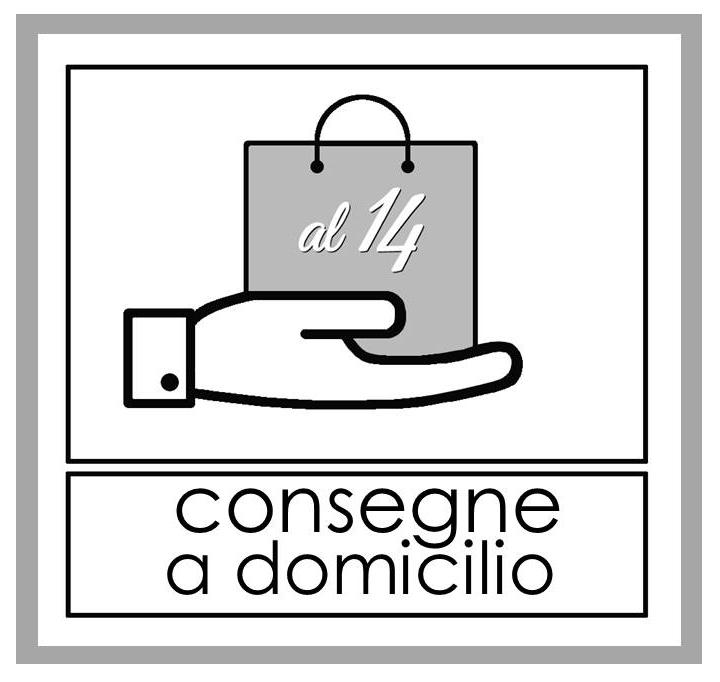 AL 14 CONSEGNE A DOMICILIO
